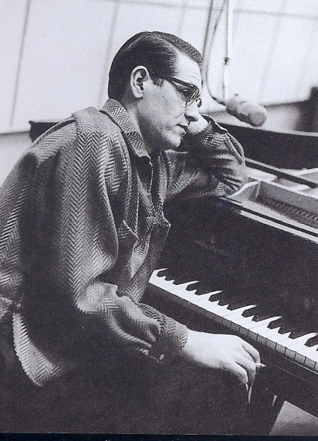 Bill Evans Riverside Recording Session