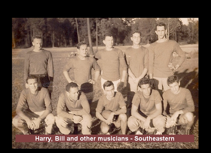 Southeastern Musicians form a Football Team