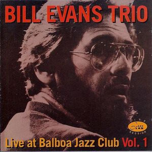 Bill Evans at Balboa Jazz Club